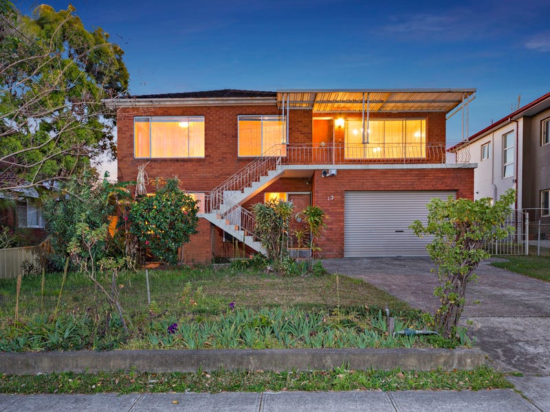 13 Gregory Street, Strathfield South, NSW 2136