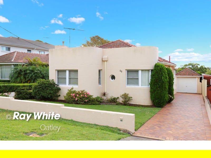 40 Oatley Park Avenue, Oatley, NSW 2223