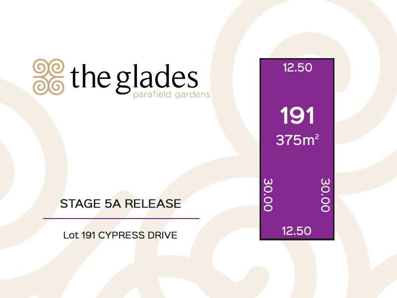 Lot 191 Cypress Drive, Parafield Gardens, SA 5107