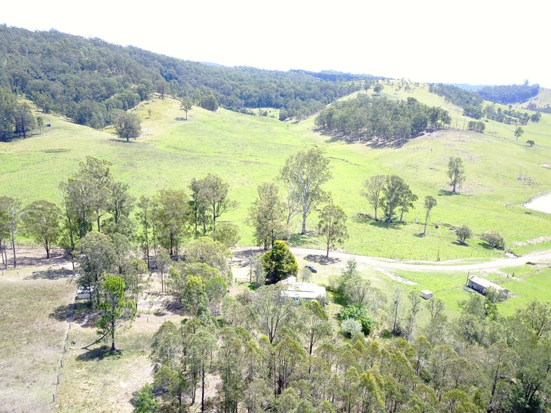 717 Flat Tops Road, Cambra Via, Dungog, NSW 2420