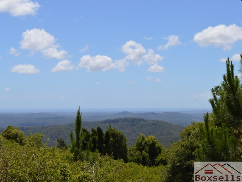650 Maleny-Montville Road, Balmoral Ridge, Qld 4552