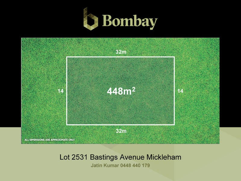 Lot 2531 Bastings Avenue, Mickleham