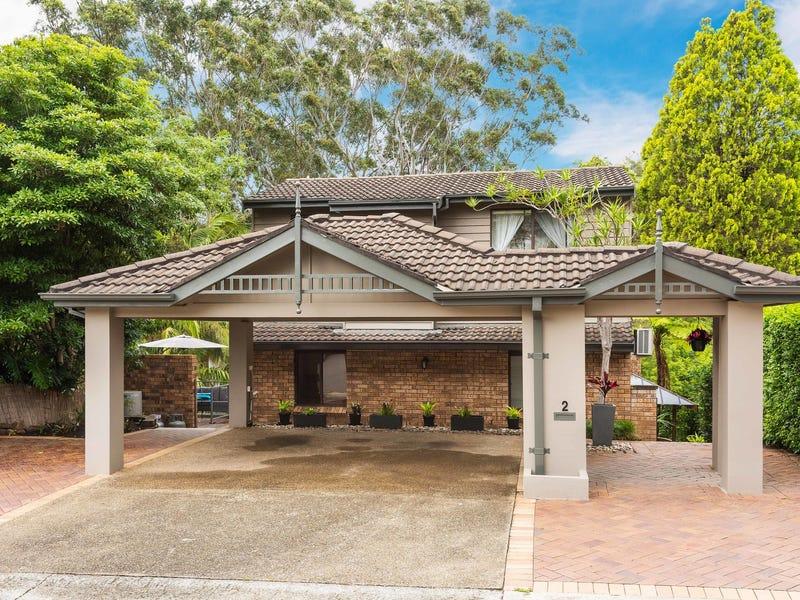 2 Tea Tree Place, Kirrawee, NSW 2232