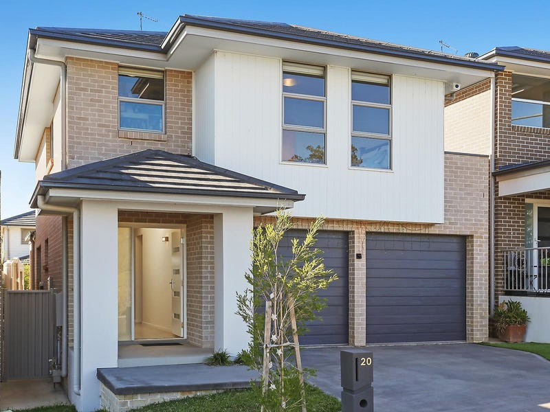 20 Whitley Avenue, Kellyville, NSW 2155