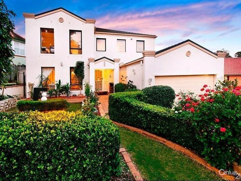 8 Lyndhurst Crt, West Pennant Hills, NSW 2125