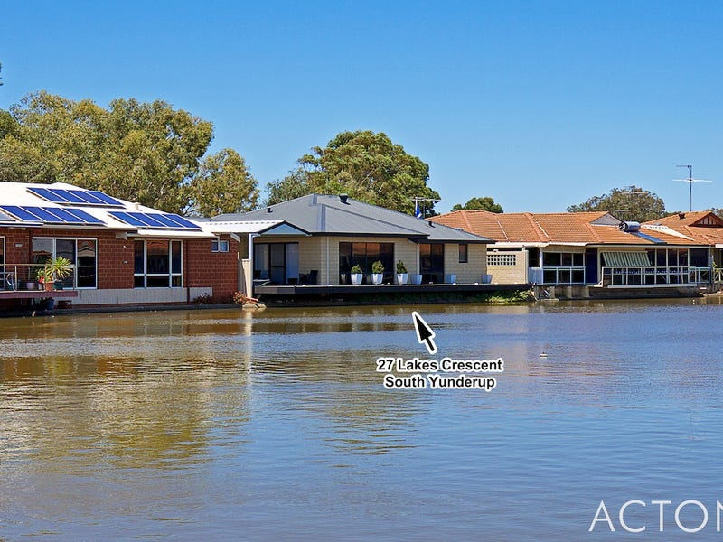 27 Lakes Crescent, South Yunderup, WA 6208