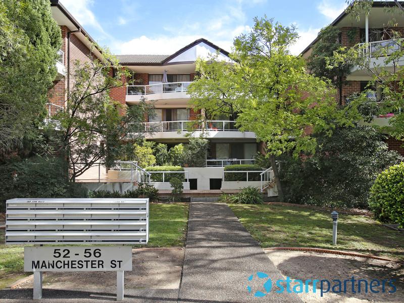 14/52-56 Manchester Street, Merrylands, NSW 2160