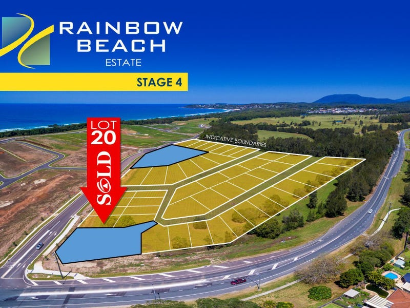 Lot 20 Rainbow Beach Estate, Lake Cathie, NSW 2445