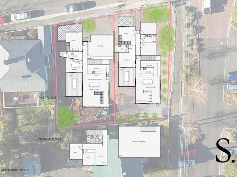 Lot 1 & 2, 202 George Street, Launceston, Tas 7250