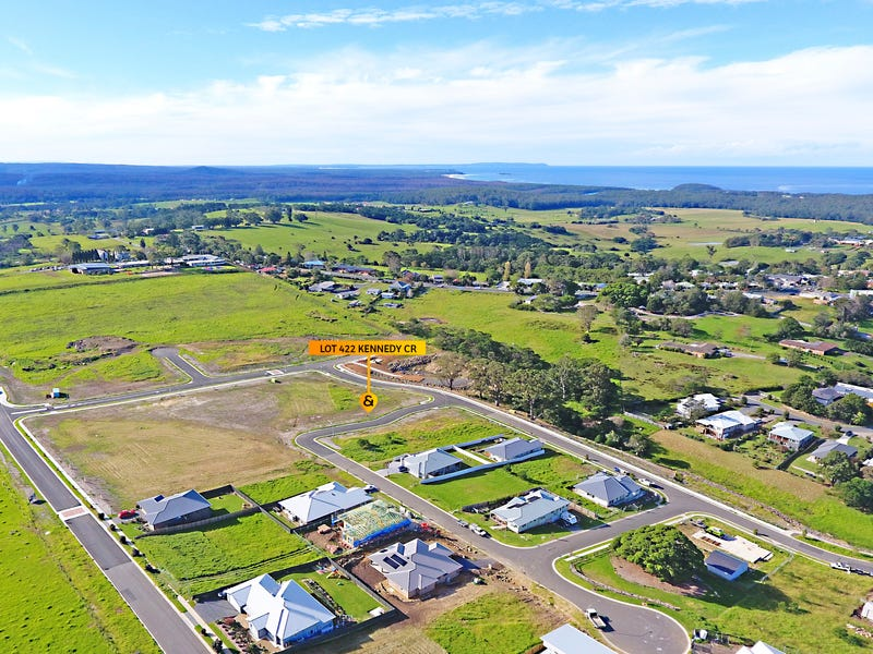Lot 422 Kennedy Crescent Corks Hill Stage 4, Milton, NSW 2538