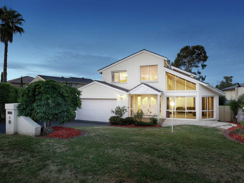 6 Parklands Close, Donvale, Vic 3111