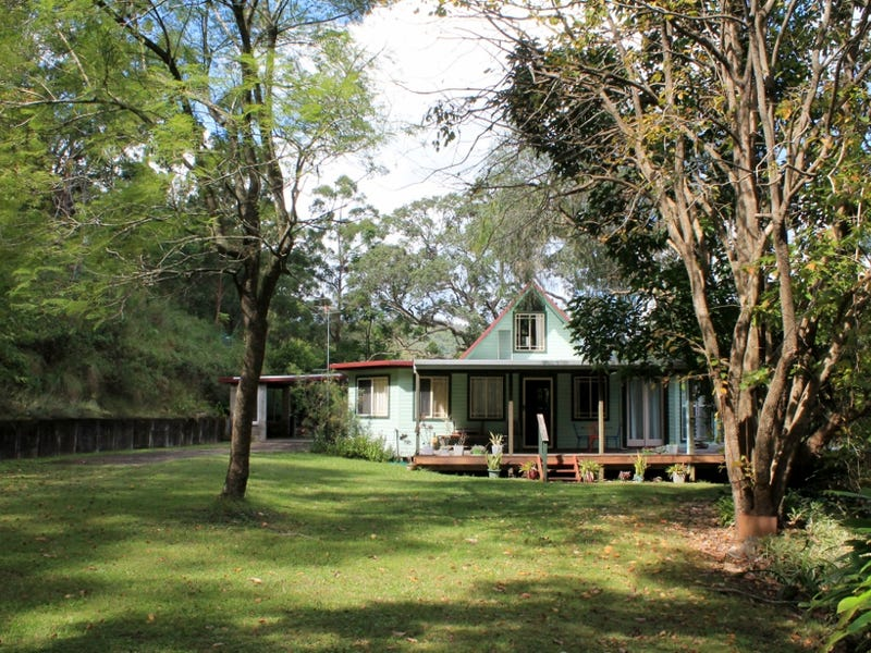 282 Lions Road - Cougal, Kyogle, NSW 2474