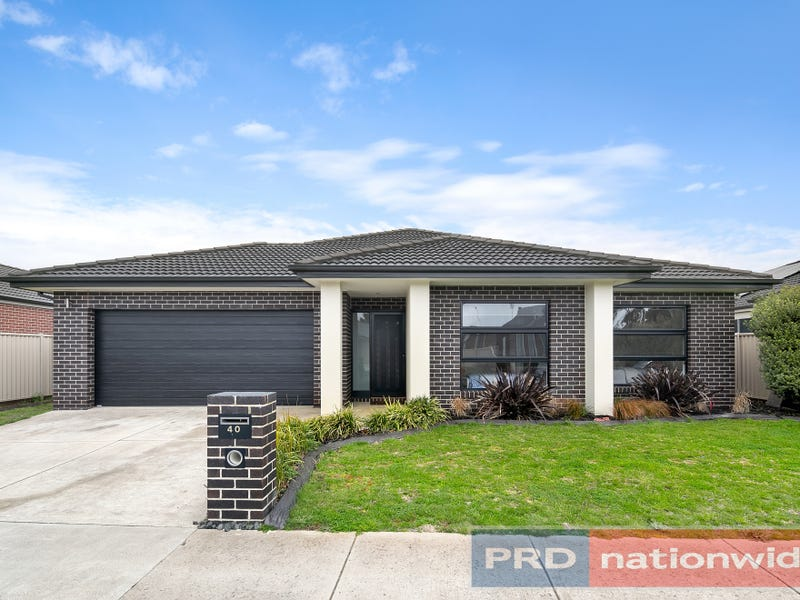 40 Normlyttle Parade, Miners Rest, Vic 3352