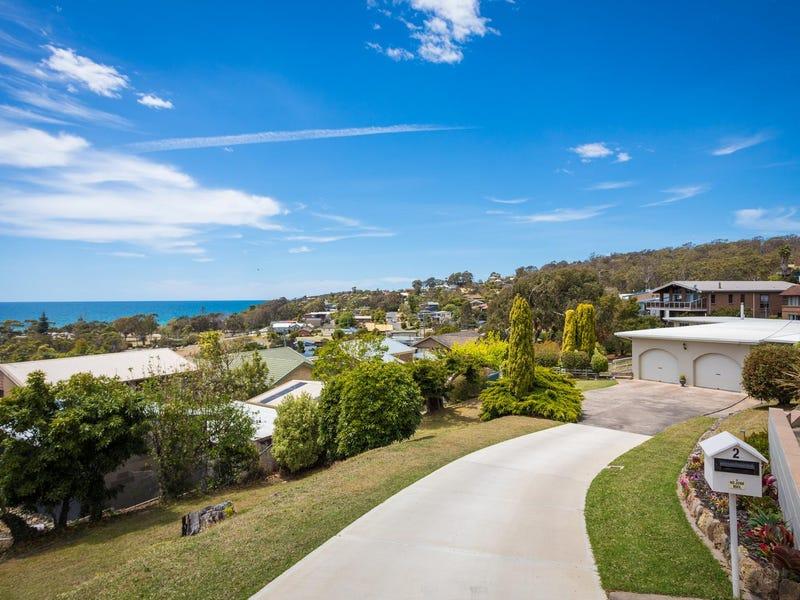 2 Gwainurra Grove, Pambula Beach, NSW 2549
