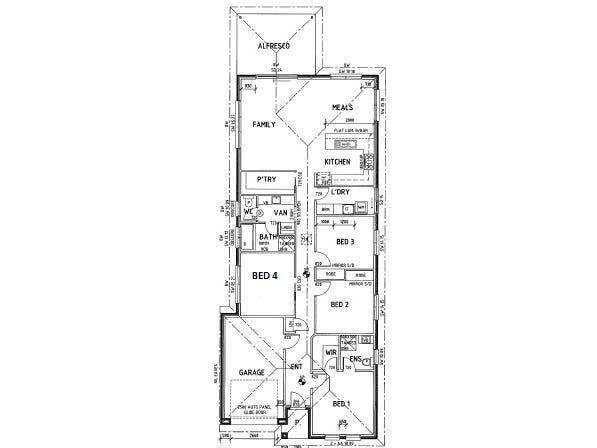 6 Debney Ave, Ingle Farm, SA 5098 - floorplan