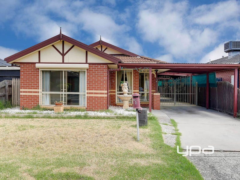 5 Johnson Bowl, Meadow Heights, Vic 3048