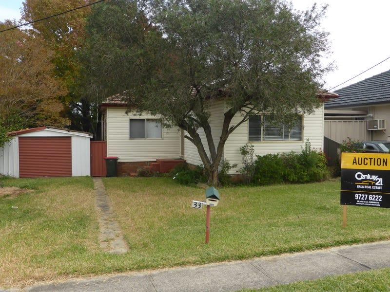 33 Boyd Street, Cabramatta West, NSW 2166