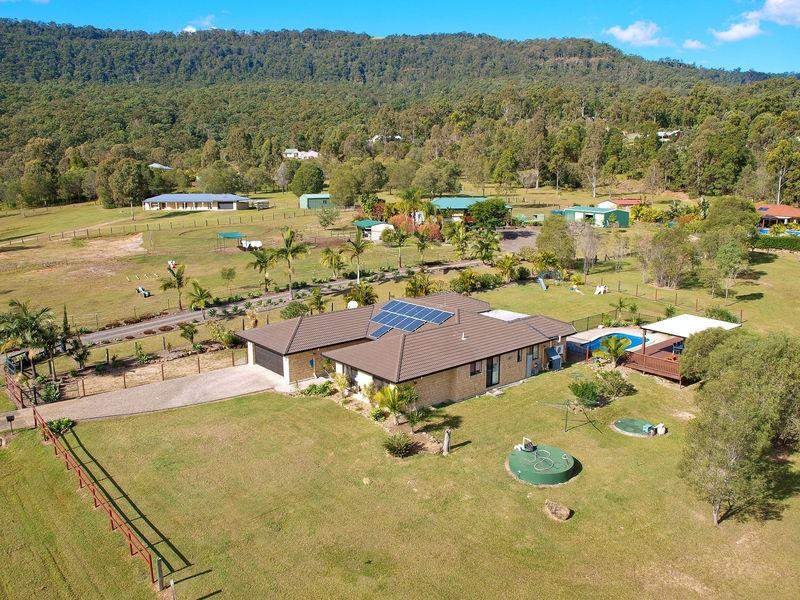 95 Wagon Wheel Rd, Boyland, Qld 4275