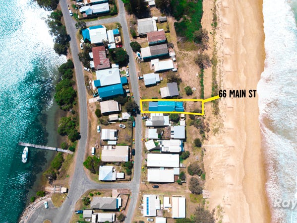 66 Main Street, Wooli, NSW 2462