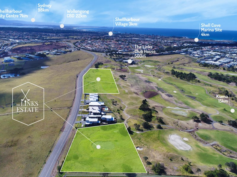 Lot 107, The Links Estate, Shell Cove