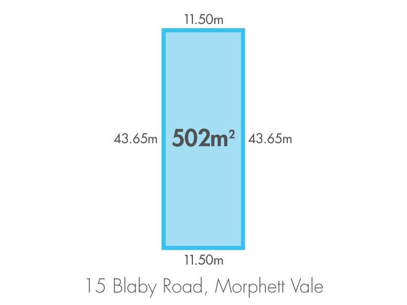 15 Blaby Road, Morphett Vale, SA 5162