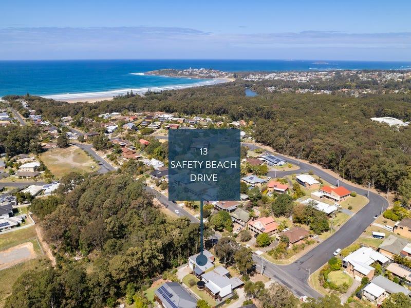 13 Safety Beach Drive, Safety Beach, NSW 2456