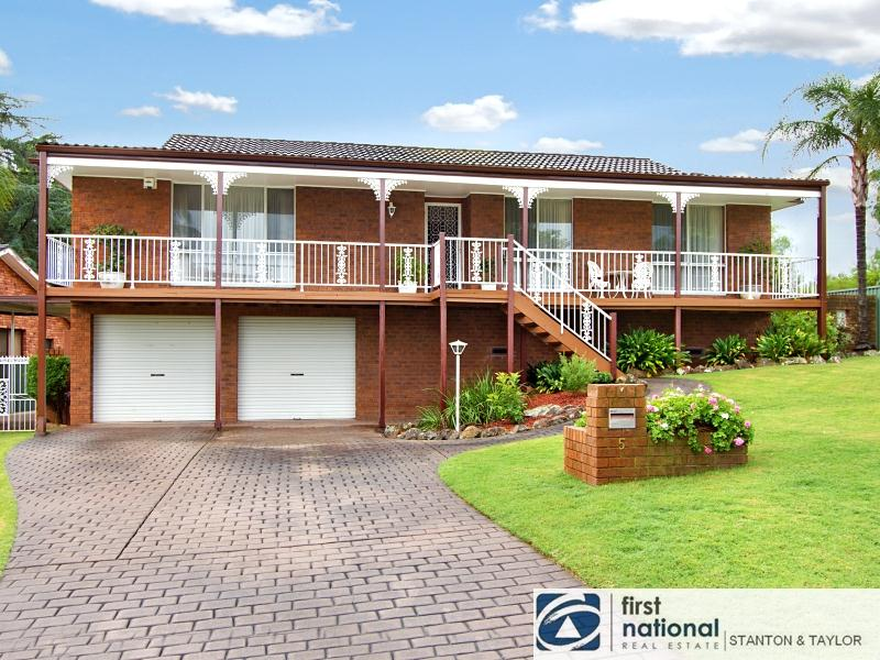 5 Grandis Place, Kingswood, NSW 2747