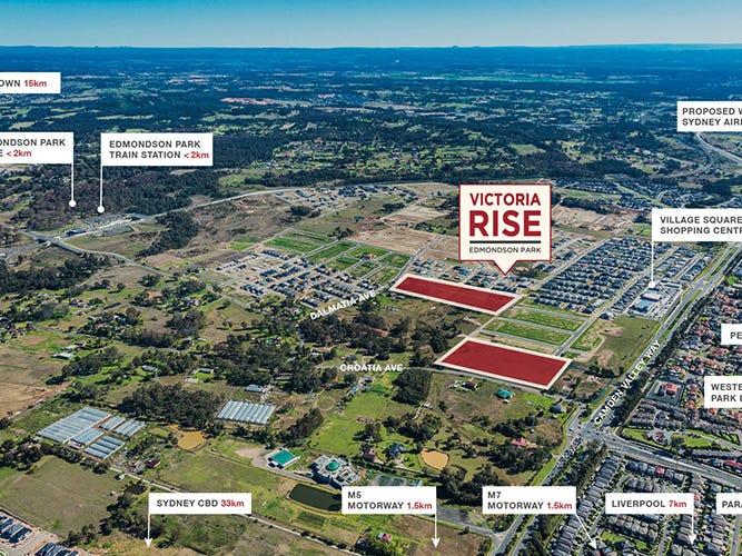 Land @ Victoria Rise Stage 2, Edmondson Park, NSW 2174