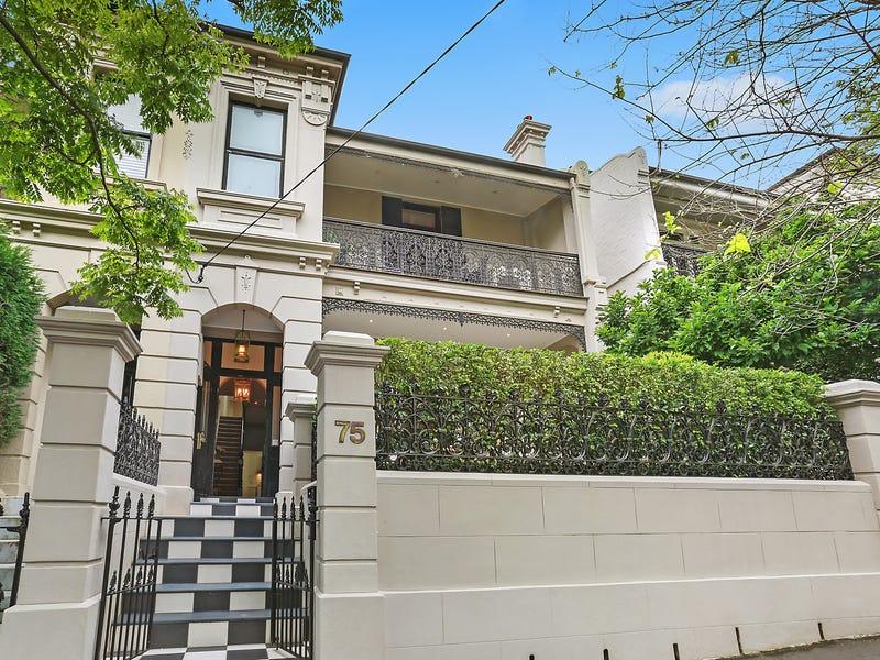 75 Holdsworth Street, Woollahra, NSW 2025