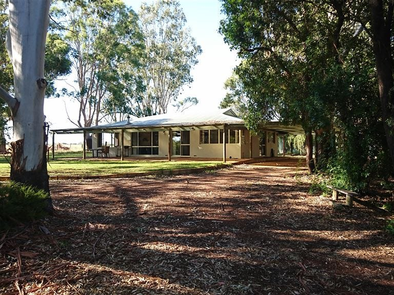 1412 Gingin Brook Road Muckenburra, Gingin, WA 6503