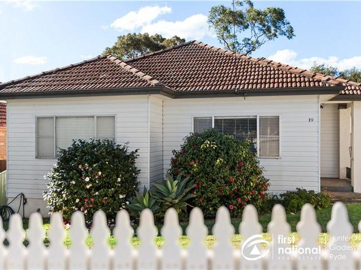 19 Parkes Street, Ryde, NSW 2112