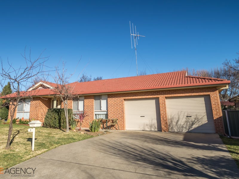 9 Cianfrano Place, Orange, NSW 2800