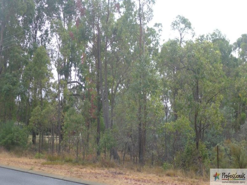 Lot 1122 Ewing Street, Collie, WA 6225