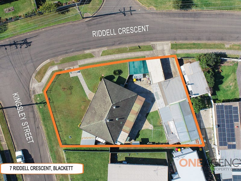 7 Riddell Crescent, Blackett, NSW 2770