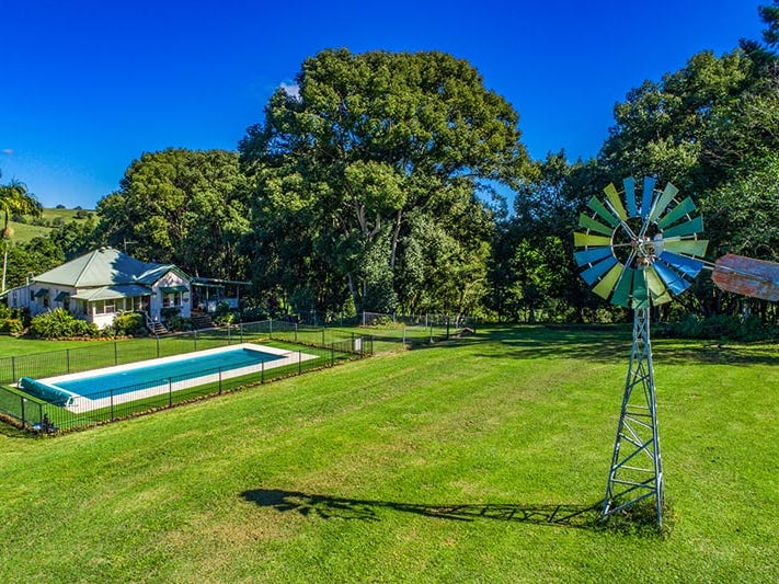 # 121 EUREKA ROAD, Clunes, NSW 2480