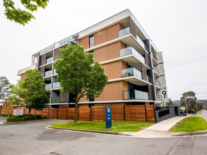 604/9 Red Hill Terrace, Doncaster East, Vic 3109