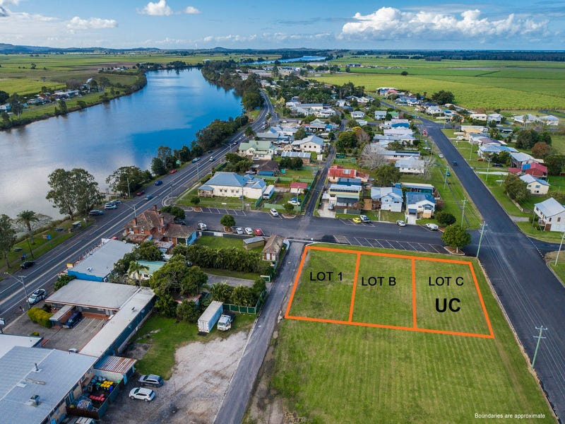 Lots 1, B  & C 4-8 Duke Street, Woodburn, NSW 2472