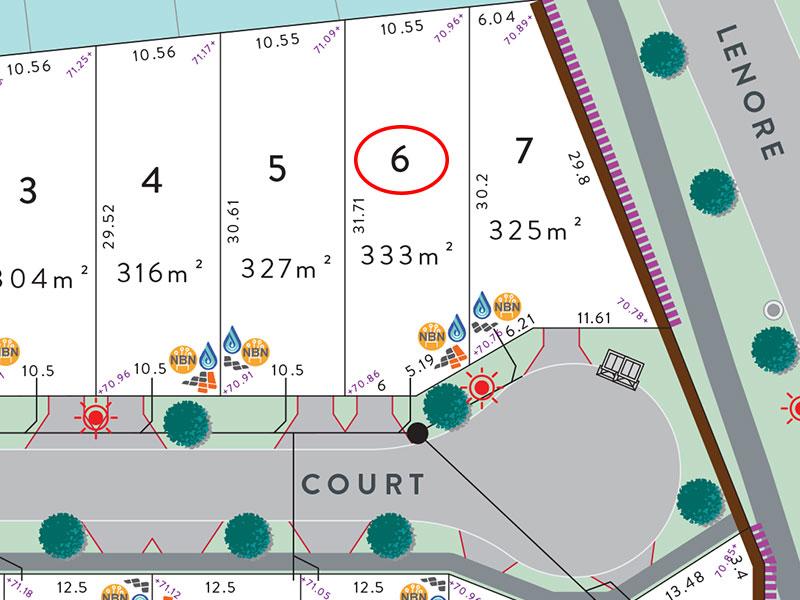 Lot 6, Malbec Court, Pearsall, WA 6065