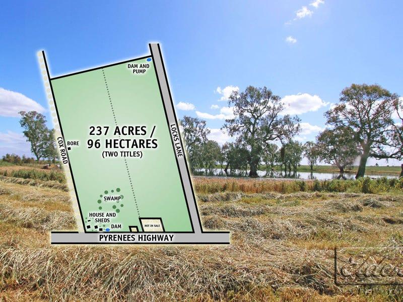 0 Pyrenees Highway, Carisbrook, Vic 3464
