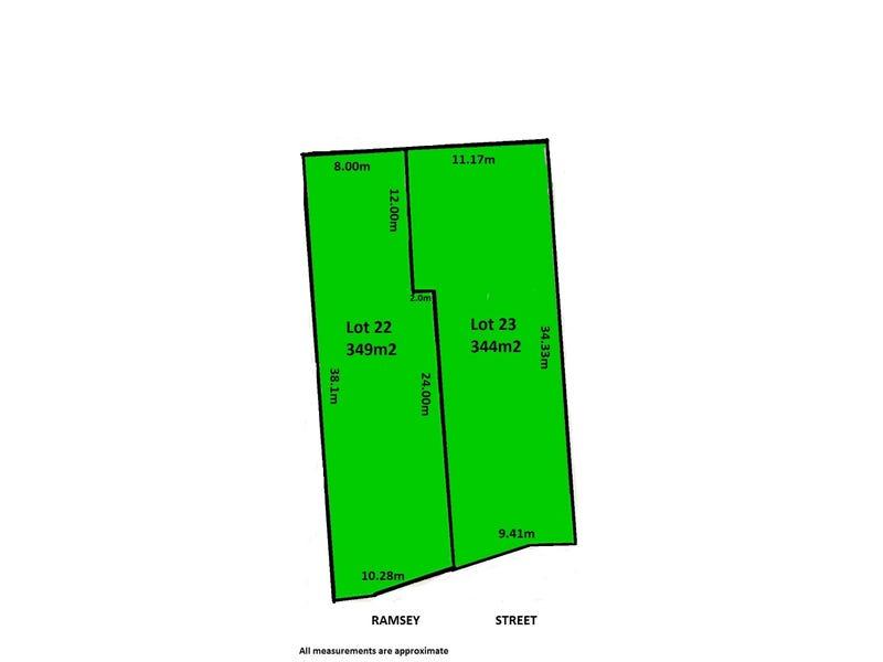 7 Lot 22,  Ramsey Street, Netley, SA 5037