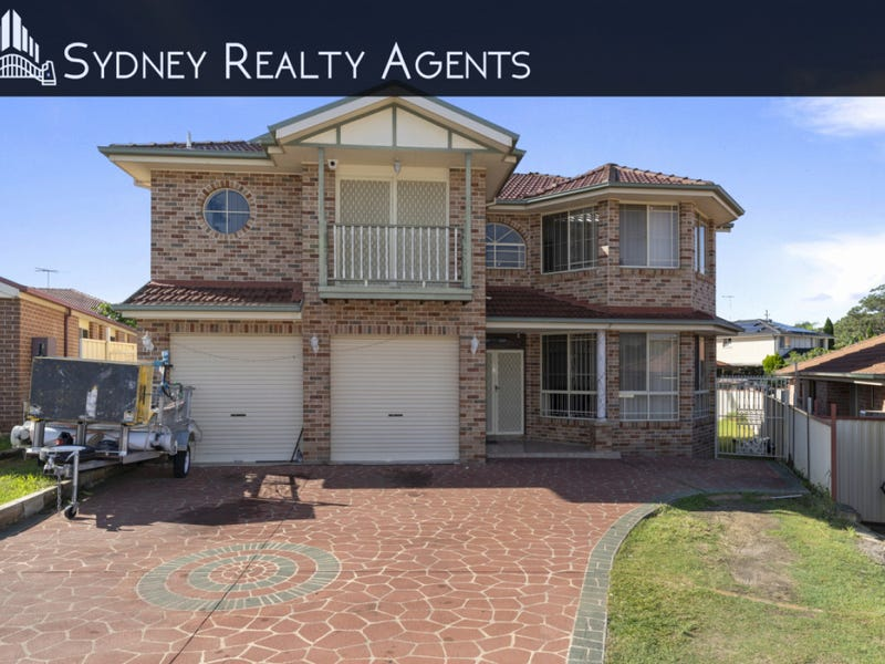 8 Rowany Close, Bonnyrigg, NSW 2177