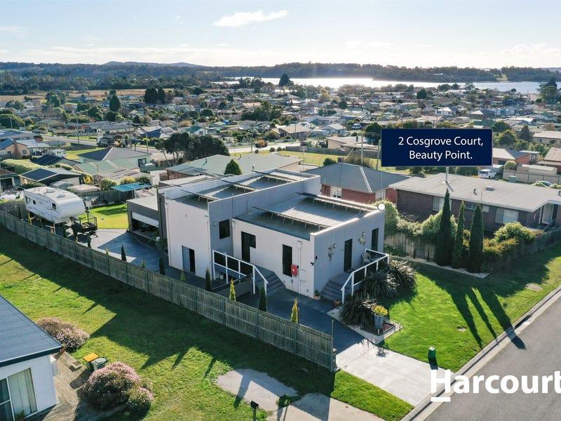 2 Cosgrove Court, Beauty Point, Tas 7270