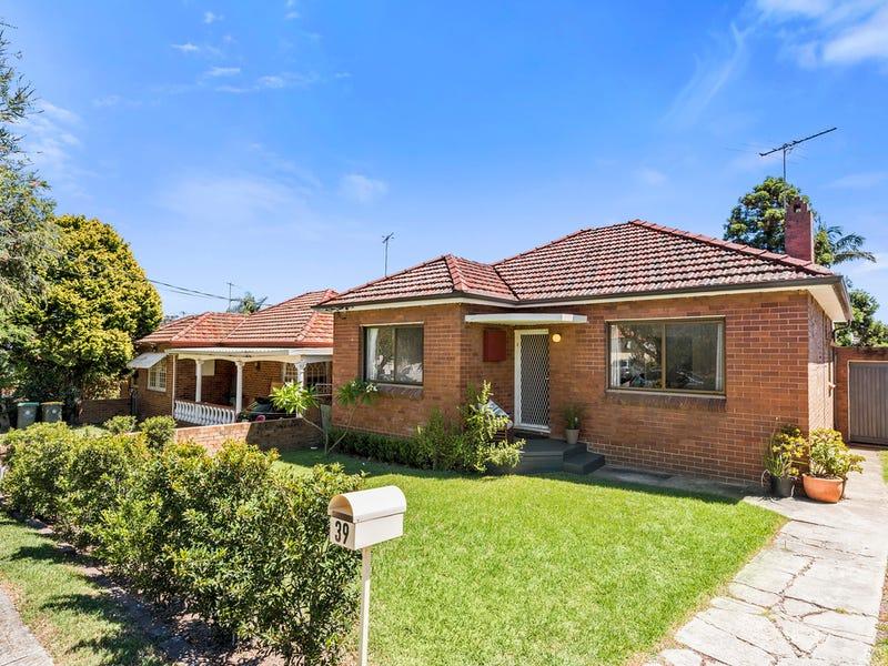 39 Napoleon Street, Riverwood, NSW 2210