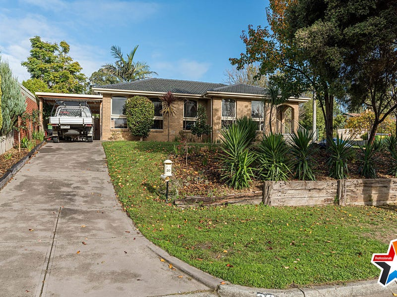 30 David Drive, Mooroolbark, Vic 3138