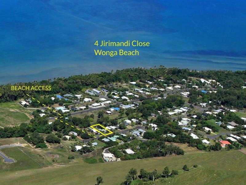4 Jirimandi Close, Wonga Beach, Qld 4873