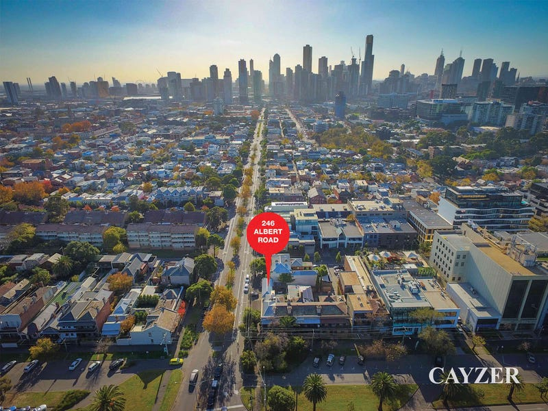 246 Albert Road, South Melbourne, Vic 3205