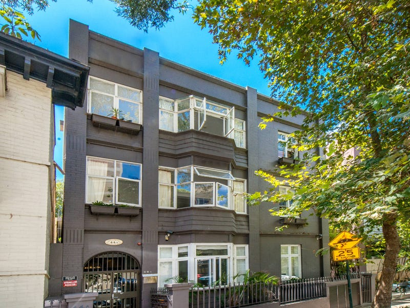 4/44A Bayswater Road, Rushcutters Bay, NSW 2011