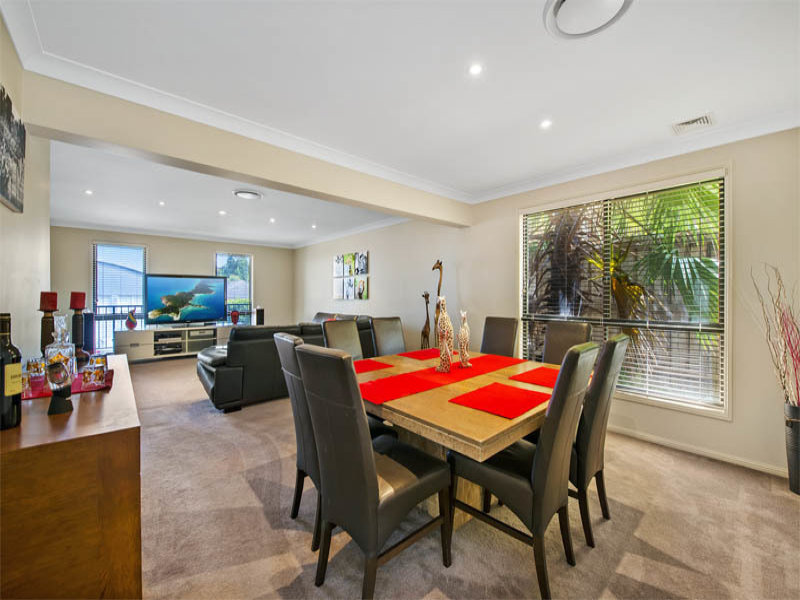 34 Greyfriar Place Kellyville Nsw 2155 Property Details