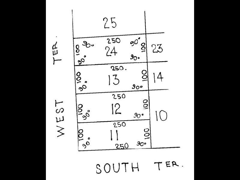 Allotments 11 12 13 West Terrace, Cunliffe, SA 5554