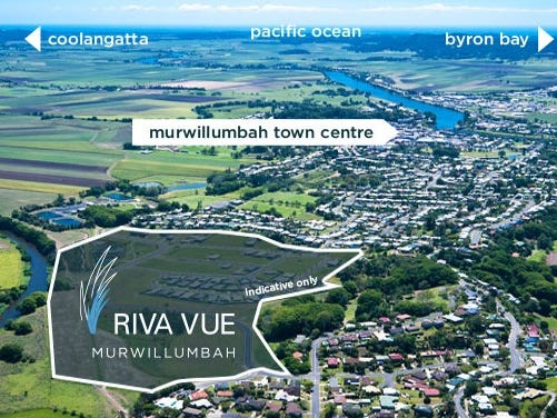 Lot 1 / 514 Rous River Way, Riva Vue, Murwillumbah, NSW 2484
